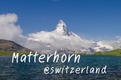 Matterhorn @switzerland