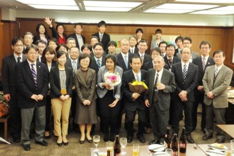อบรมศึกษาดูงานประเทศญี่ปุ่น(Hitachi Research Program)