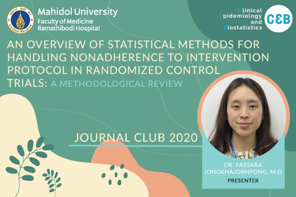 Journal Club 11 September 2020