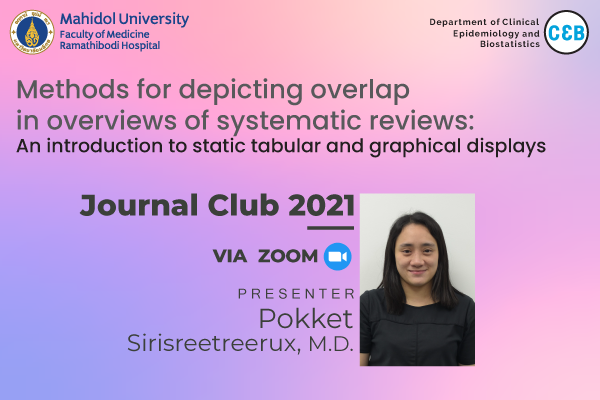 Journal Club 4 June 2021