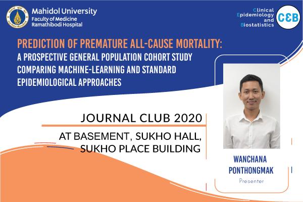 Journal Club 2 October 2020