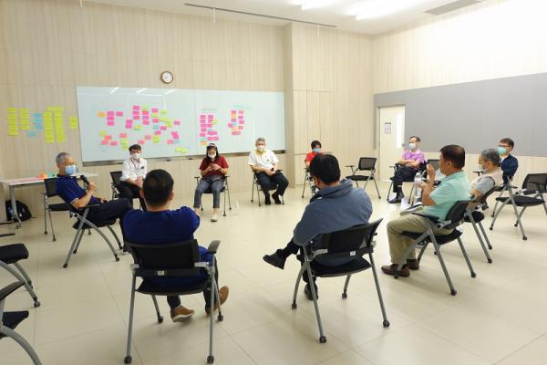 ประชุมเชิงปฏิบัติการ เพื่อพัฒนาวิสัยทัศน์และแผนยุทธศาสตร์