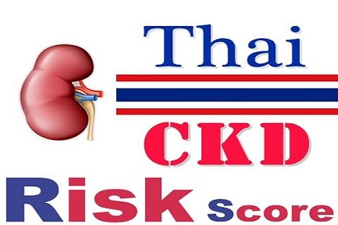Thai CKD Risk Score