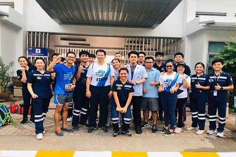 Mahidol Mylan 2019 งานเดิน - วิ่ง รวมพลคนรักพ่อ ครั้งที่ 5