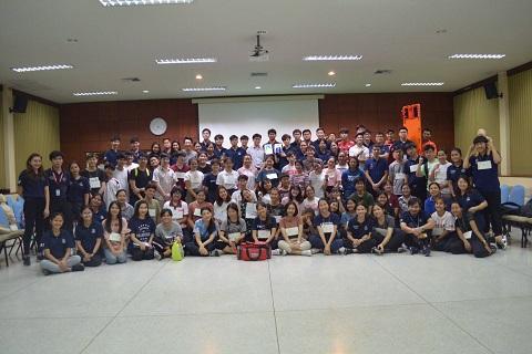 """จัดอบรม """"Mahidol - ERT Volunteer รุ่นที่2"""""""