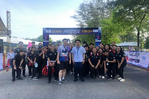 """งานเดิน-วิ่ง การกุศล MU Charity 2019  Run For Fund"""""""