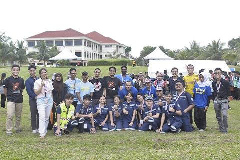 การแข่งขันจัดการภัยพิบัติ Disaster Manages งานประชุม MEDxUSM ณ University of Science Malaysia - Health Campus