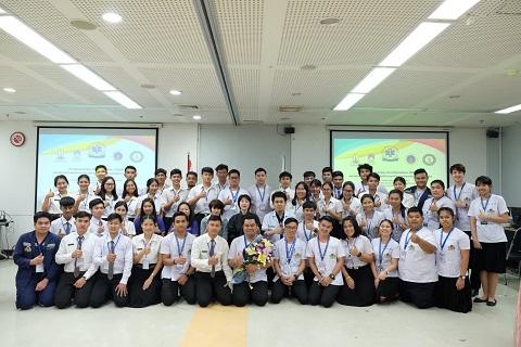 ประชุมสามัญประจำปี 2560 สมาพันธ์นิสิตนักศึกษาปฏิบัติการฉุกเฉินการแพทย์แห่งประเทศไทย