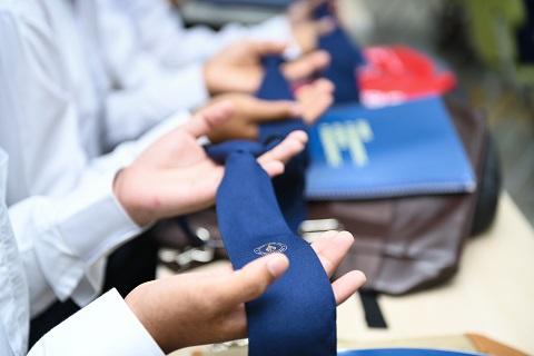 พิธีปฐมนิเทศนักศึกษาชั้นปีที่ 1 ประจำปีการศึกษา 2562 หลักสูตรวิทยาศาสตรบัณฑิต สาขาวิชาฉุกเฉินการแพทย์ คณะแพทยศาสตร์โรงพยาบาลรามาธิบดี มหาวิทยาลัยมหิดล