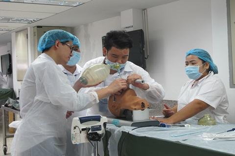 การเรียนการสอนร่วม ระหว่าง คณะวิทยาศาสตร์ และภาควิชาเวชศาสตร์ฉุกเฉิน คณะแพทยศาสตร์โรงพยาบาลรามาธิบดี มหาวิทยาลัยมหิดล