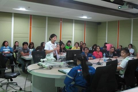 """อบรมหลักสูตร """"BDMS Emergency Nursing Care Course"""" รุ่นที่ 2/2558"""