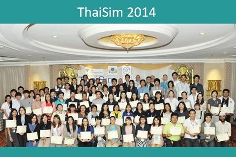 ThaiSim 2014