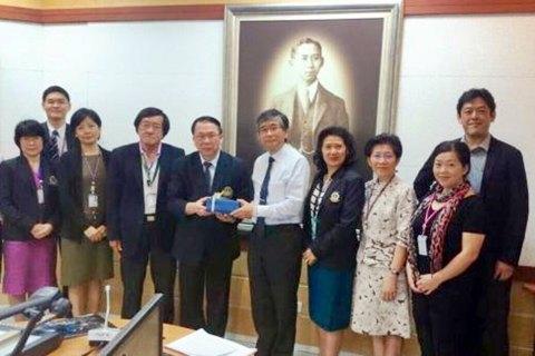 July 23, 2015 at Meeting Room1, 6th Floor, Lecture Hall, Faculty of Medicine Ramathibodi Hospital, Mahidol University.