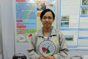 อาจารย์สาขาวิชาการพยาบาลสุขภาพชุมชน ร่วมนำเสนอสิ่งประดิษฐ์ในงาน วันนักประดิษฐ์ 2559