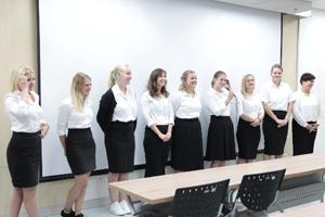 โครงการนักศึกษาพยาบาลแลกเปลี่ยนจาก VIA University College ประเทศเดนมาร์ก