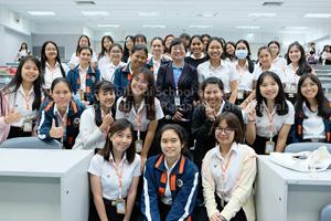 ปฐมนิเทศนักศึกษาพยาบาล ชั้นปีที่ 2 ประจำปีการศึกษา 2562