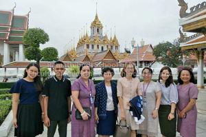 โครงการ Cultural exchange activities ปีการศึกษา 2561