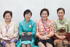 งานด้วยรักและขอบคุณแด่ผู้เกษียณอายุราชการ ประจำปีการศึกษา 2558