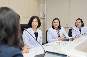 คณะพยาบาลศาสตร์ มหาวิทยาลัยสงขลานครินทร์ ศึกษาดูงานเพื่อเตรียมความพร้อมประเมินคุณภาพตามเกณฑ์ AUN-QA
