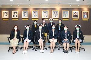 ประชุมมาตรฐานบริการการพยาบาลและการผดุงครรภ์ โรงพยาบาลระดับมหาวิทยาลัย