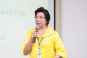 การประชุม Faculty Meeting ครั้งที่ 1 ประจำปี 2562