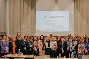 ศาสตราจารย์ ดร.รุจา ภู่ไพบูลย์ เข้าร่วมเสนอผลงานทางวิชาการ ณ ประเทศราชอาณาจักรเนเธอร์แลนด์