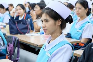 ปฐมนิเทศนักศึกษาพยาบาล ชั้นปีที่ 3 ประจำปีการศึกษา 2562