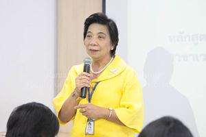 พิธีเปิดการอบรมหลักสูตรการพยาบาลเฉพาะทาง ประจำปีการศึกษา 2562
