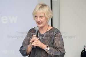 การบรรยายพิเศษ เรื่อง Writing for Publication in Nursing and Health