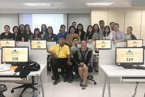 โครงการอบรมเทคนิคการใช้โปรแกรม Microsoft Word 2013 รุ่นที่ 2