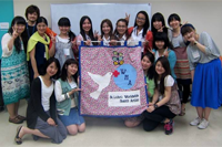 โครงการแลกเปลี่ยน ณ St.Luke's International University ประเทศญี่ปุ่น