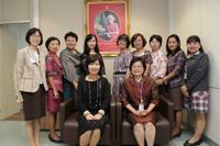 ต้อนรับผู้บริหารจาก College of Nursing, Taipei Medical University ประเทศไต้หวัน