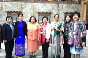 A Meeting for Chief Nursing and Midwifery Officers and heads of WHOCCNMs