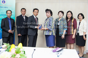 ต้อนรับอาจารย์และเจ้าหน้าที่จาก Universitas Gadjah Mada ประเทศอินโดนีเซีย