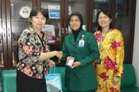 ขอแสดงความยินดีแก่นักศึกษาพยาบาลที่ได้รับทุนแลกเปลี่ยนไปประเทศมาเลเซีย