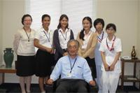 โครงการแลกเปลี่ยน ณ Mie Prefectural College of Nursing ประเทศญี่ปุ่น