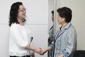 ต้อนรับอาจารย์และนักศึกษาพยาบาลจาก Mie Prefectural College of Nursing and Kitasato University ประเทศญี่ปุ่น