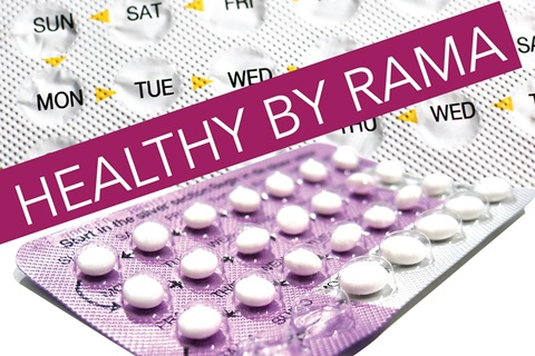 Healthy By Rama ตอน ประโยชน์ของยาเม็ดคุมกำเนิด