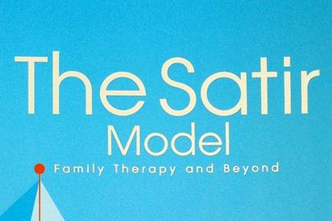 """แนะนำหนังสือใหม่ """"The Satir Model: Family Therapy and Beyond"""""""