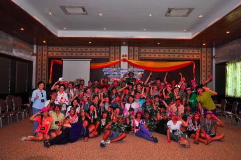 งานสัมมนาศูนย์รังสีวิทยา 16-18 พ.ค. 57 กาญจนบุรี