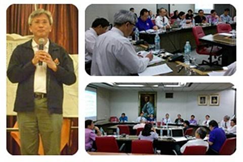 ประชุมคณะกรรมการอำนวยการเครือข่าย Uhosnet ครั้งที่ 13