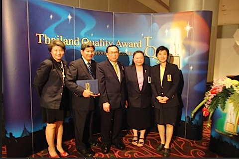 Thailand Quality Award : TQA