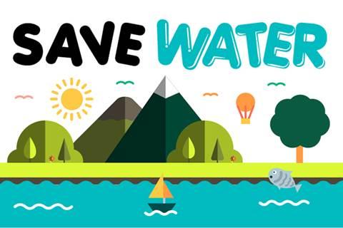 ร่วมด้วยช่วยไทย ร่วมใจประหยัดการใช้น้ำ