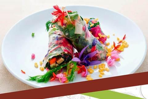 ขอเชิญร่วมกิจกรรม อาหารสาธิต พิชิตโรค พบกับเมนูเมี่ยงดอกไม้