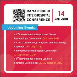 Ramathibodi Dermatology Conference 2018