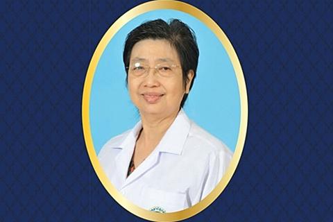 ขอแสดงความยินดีแก่ แพทย์หญิงสิรินทร ฉันศิริกาญจน