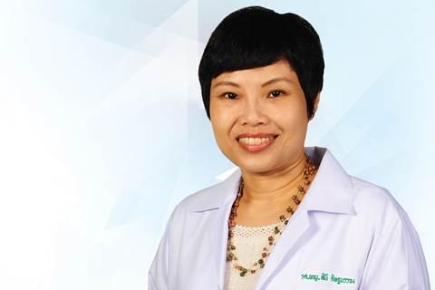 ขอแสดงความยินดีแก่ ศาสตราจารย์แพทย์หญิงสินี ดิษฐบรรจง