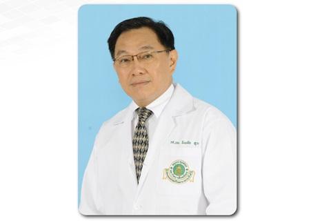 แสดงความยินดี รองศาสตราจารย์ นายแพทย์ธันยชัย สุระ