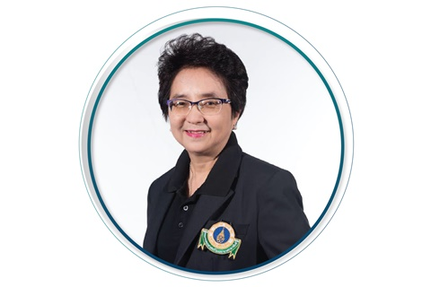แสดงความยินดี ศาสตราจารย์คลินิก น.ต.หญิง แพทย์หญิงจันทร์จิรา ชัชวาลา