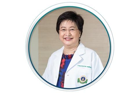 แสดงความยินดี ศาสตราจารย์ แพทย์หญิงอรุณววรรณ พฤทธิพันธุ์